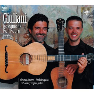Giuliani Rossiniane Pot-Pourri CD