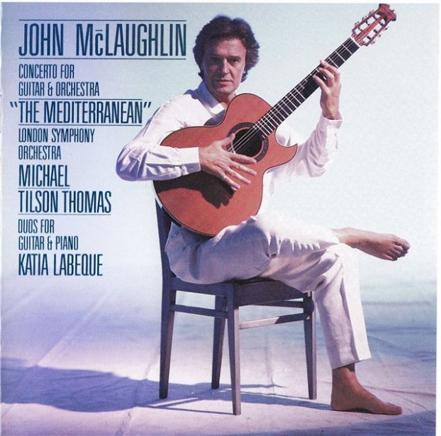 McLaughlin concerto cd