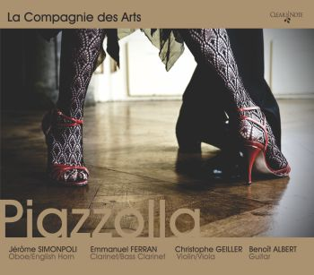 Piazzolla CD